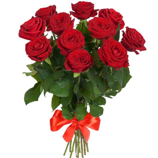 """Букет """"11 красных роз"""""""